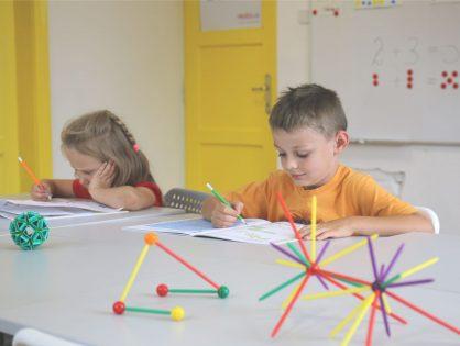 Ogólnorozwojowe zajęcia dla dzieci 4, 5 i 6 letnich